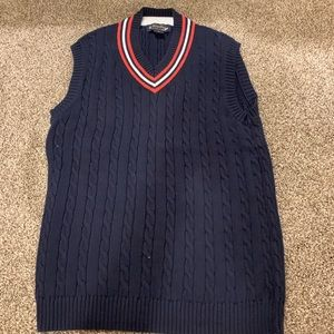 Brooks Brothers Sweaters - Brooks Brothers Men's M Supima Cotton Sweater Vest